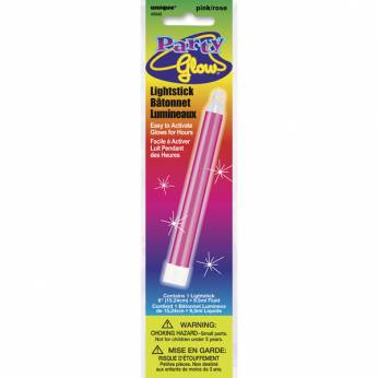Glow in the Dark Stick Kleur: Roze